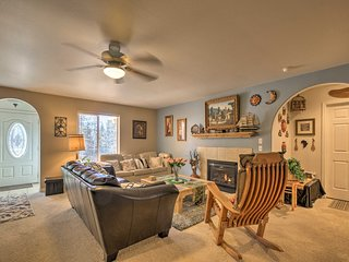 Woodland Park Home - Mins to Pikes Peak/CHARIS!