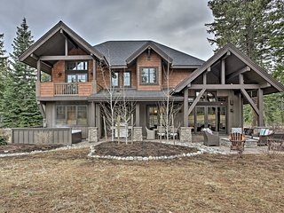 NEW! Cle Elum Golf Course Home w/Fire Pit, Hot Tub