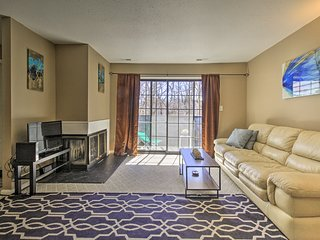 Silver Spring Condo - Minutes to Downtown & DC!