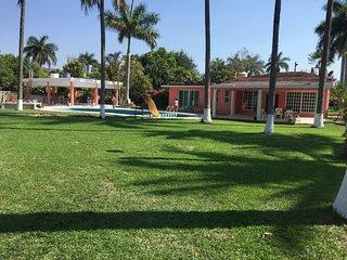 Fabulosa Casa en Renta para fines de semana en Ticuman, Morelos Mexico