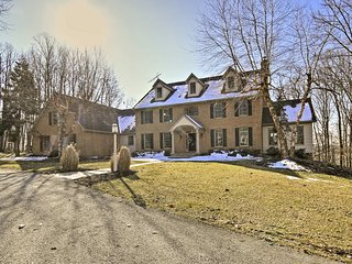 NEW! High-End Atglen House on Secluded 60 Acres!
