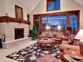 Ski-In/Ski-Out Cottage at Silver Star, a Private Oasis of Luxury in Park City