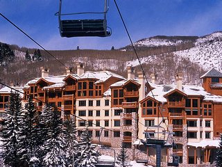Elkhorn Lodge in Ski-In/Ski-Out Lodge in Beaver Creek