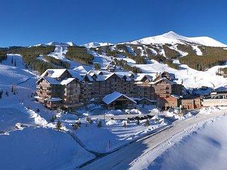 One Ski Hill, a Luxurious Ski-In/Ski-Out Lodge