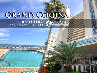 Nov Specials! Grand Coquina Condominium - 2BR/2BA - #1602