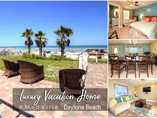 Luxury Oceanfront Home - 4BR/3BA - #MEDVILLA