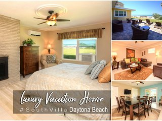 Dec Specials! Luxury Oceanfront Home #SouthVilla - 6BR/4BA