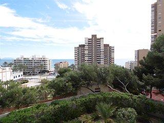 Acogedor apartamento junto a la playa