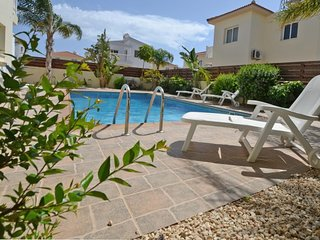 VILLA FAVOR- 3 BED PRIVATE POOL AYIA NAPA