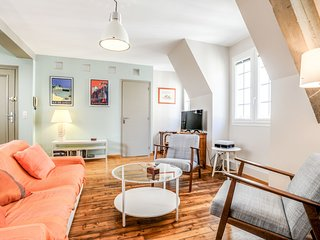 2 bedroom Apartment in Intra Muros, Brittany, France - 5605240