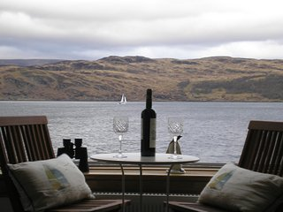 Apartment, Kames,Tighnabruaich, on Argyll's Secret Coast