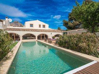 4 bedroom Villa in Xàbia, Valencia, Spain : ref 5605245