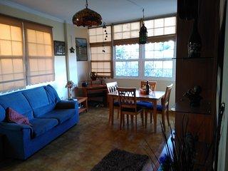 Bonito y equipado apartamento con terraza