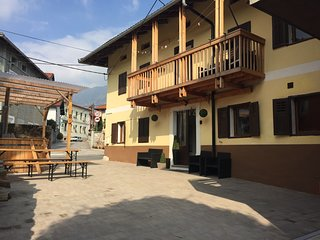 Tolmin - 9 bedrooms, sleeps 20+