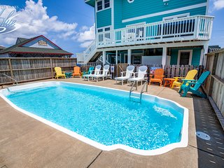 SunBird   280 ft from the beach   Private Pool, Hot Tub
