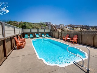 SunFish | Oceanfront | Private Pool, Hot Tub