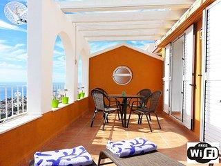 Apartment Vistamar 3 Breathtaking Sea Views - Free WiFi
