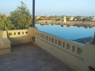 Lovely 3 Bedrooms duplex available for rent in EL- Gouna at Sand Box