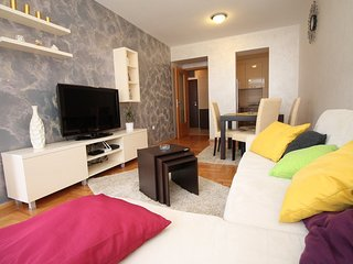 Comfortable one bedroom apartment in Budva