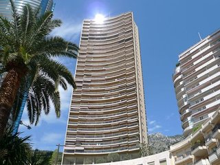Luxury Studio with spectacular views nearby Plage Larvotto and Odeon Tower