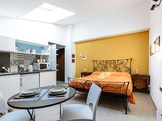 Coquille Maqueda appartamento , Palazzo Quaroni,itinerario UNESCO