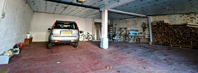 Garage pour 3 voitures