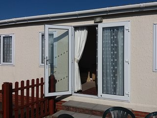 St. Merryn Holiday Park holiday bungalow rental