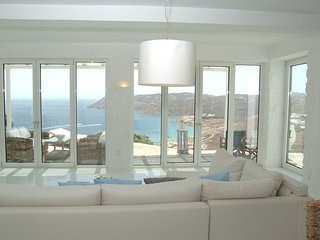 Luxurious Villa in Elia, Mykonos
