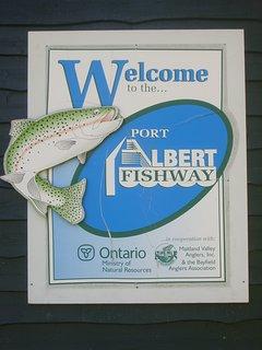 Port Albert Fishway