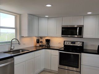 All new kitchen and appliances 2018