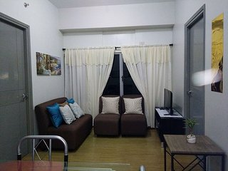 Spacious, Furnished, Clean,Cozy, Condo Unit in  the Cleanest City, Marikina.