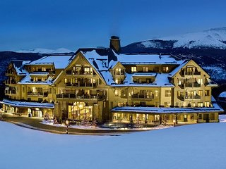 Crystal Peak Lodge, a Luxurious Ski-In/Ski-Out Lodge