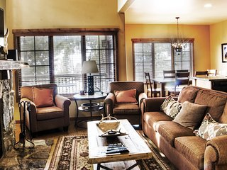 Lookout Lodge | Tamarack Resort | Sleeps 4