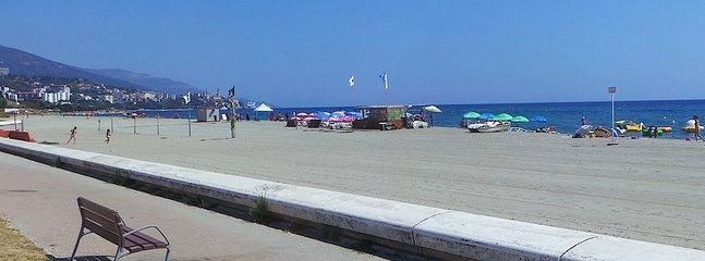 Spiaggia Arinella