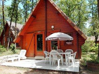 St cirq lapopie le charme du tout bois authentique chalet duplex