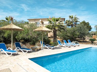 3 bedroom Villa in es Llombards, Balearic Islands, Spain : ref 5441300