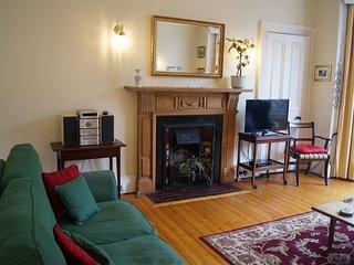 Roseneath Apartment, Marchmont Edinburgh, Family.