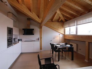 AmatxoDonostiko - Cozy penthouse. DOWNTOWN. 2ooms, 2 bathrooms. 4peopleMX