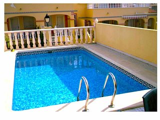 3 Bed House / A/C / Wi-Fi / Pool - Villamartin #14