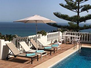 Amazing seaview, private pool, allday sun
