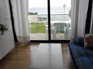 apartamento centrico junto a la playa salon