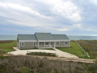 Oceanfront home w/ deck & incredible views - steps to the beach, dogs welcome!