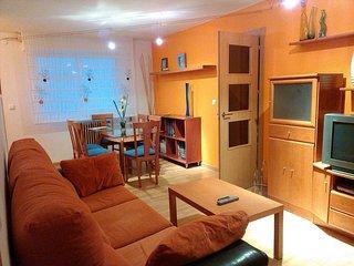 Apartamento Arco del Carmen. Situado en pleno centro de Avila.