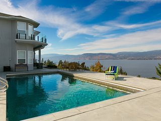 Kelowna Lakeview Bed & Breakfast - Sunset Room