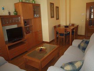 Apartamento céntrico ideal para familias