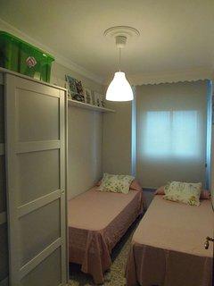 (Dormitorio 3) con 2 camas individuales
