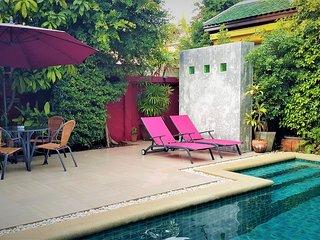 View Talay Jomtien beach pool villas No.07
