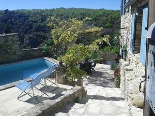 Villa du Marronnier à Oppedette - Provence, Luberon, piscine, parking