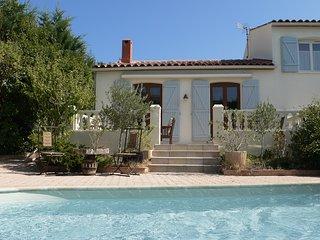 Maison avec piscine proche de Montpellier