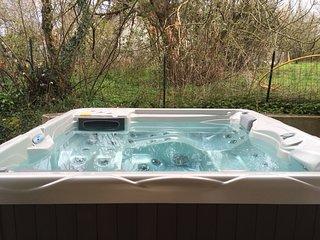 A l'ombre du figuier :gite tout confort avec SPA 5 places et piscine chauffée